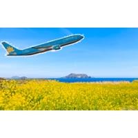 VÉ MÁY BAY KHUYẾN MẠI - VietnamAirlines