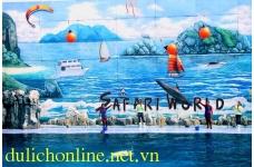 BANGKOK - SAFARI WORLD - PATTAYA DỊP 30/4-1/5