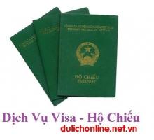 HỒ SƠ VISA TRUNG QUỐC